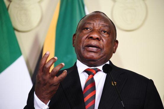 President Cyril Ramaphosa. Image: GCIS