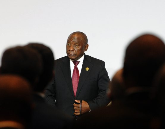 The onus is on President Cyril Ramaphosa to create a capital base through land and ultimately grow the economy and encourage foreign investment.Picture: Siyabulela Duda