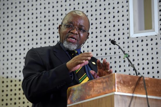 The government is in talks with coal producers in a bid to reduce the price Eskom pays for fuel supplies, mines minister Gwede Mantashe says. Image: GCIS