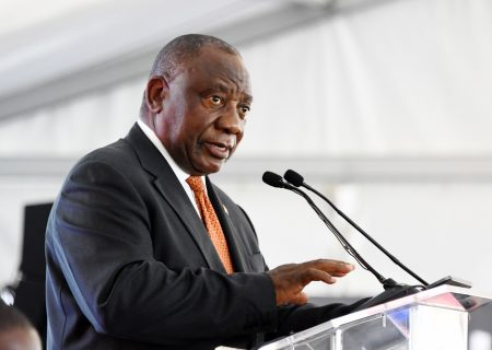 Watch the president's address on Covid-19 live