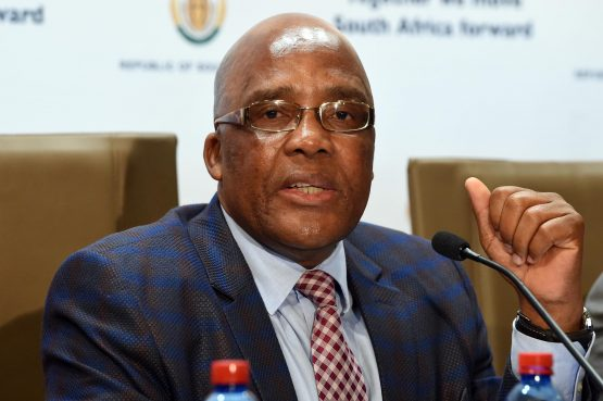 Health minister Dr Aaron Motsoaledi. Picture: Supplied
