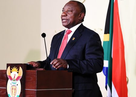 SA's youth unemployment a 'national crisis' – president
