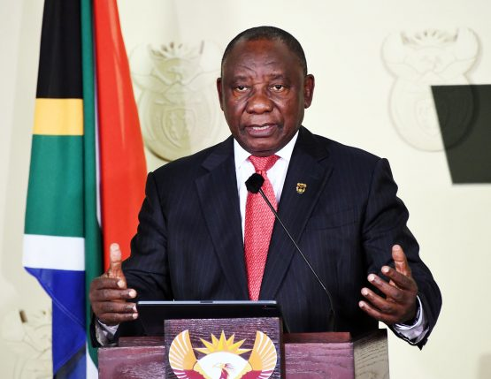 President Cyril Ramaphosa says government is 'committed to work with the leadership of (SOEs) and stakeholders to urgently address the difficulties.'  Picture: Siyabulela Duda