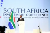 SA's second annual investment conference kicks off