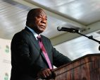 Ramaphosa's economic plans blunted by foes in ANC