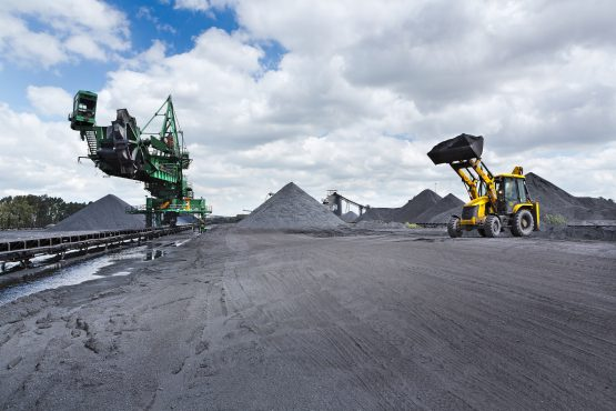 Mining company Exxaro gains 4.3% after reporting rise in full-year earnings. Picture: Supplied