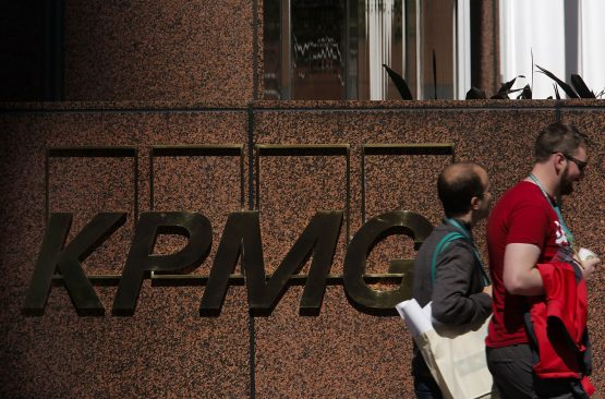 A summary of KPMG's last two decades reads rather like a rap sheet, but ultimately it was a lack of manners that proved to be its chair's undoing. Image: Bloomberg