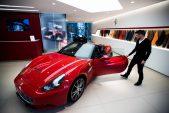 The advisor who sold his Ferrari