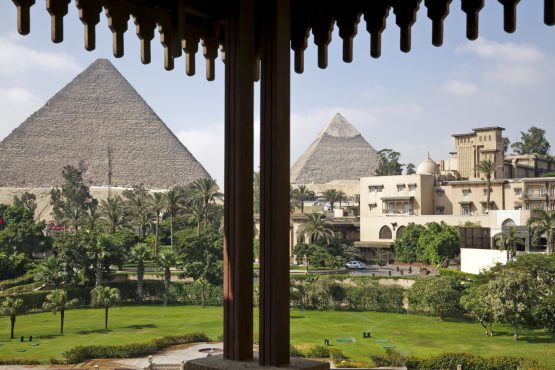 Egypt opens its investment doors to foreigners as it looks to bring in hard currency. Image: Shawn Baldwin, Bloomberg