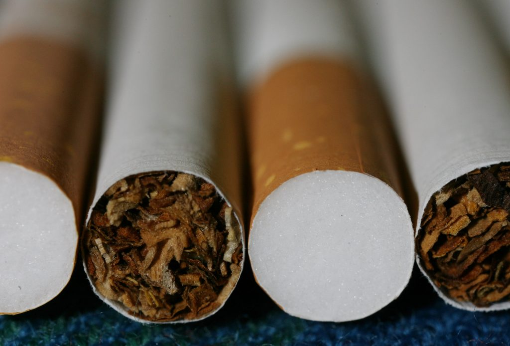 Retailers assisting the black market for cigarettes – Study