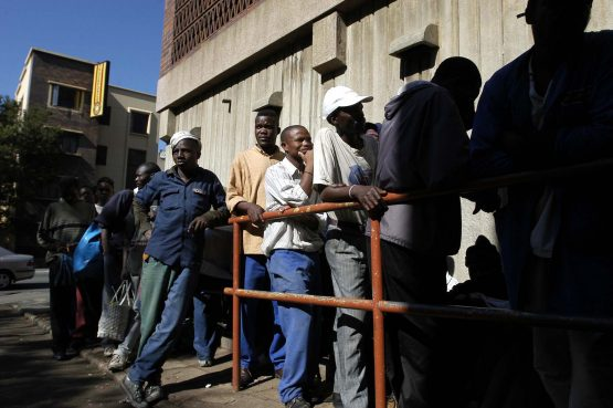SA's unions need to chart a path away from the bounds of alliances to broaden the type of worker they represent, says the author. Image: Naashon Zalk, Bloomberg