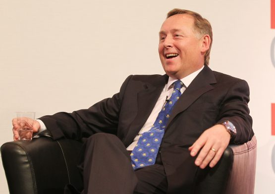 Pick n Pay CEO Richard Brasher delivered an upbeat set of results for the half-year. Picture: Bloomberg