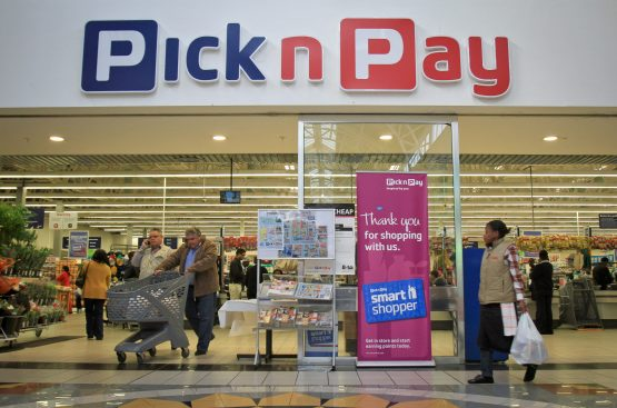 Pick n Pay CEO Richard Brasher assures the retailer will be a responsible credit provider. Picture: Supplied