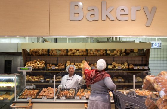 No name? No problem. South Africans are acquiring a taste for the combination of quality and good value in private label goods. Image: Nadine Hutton, Bloomberg