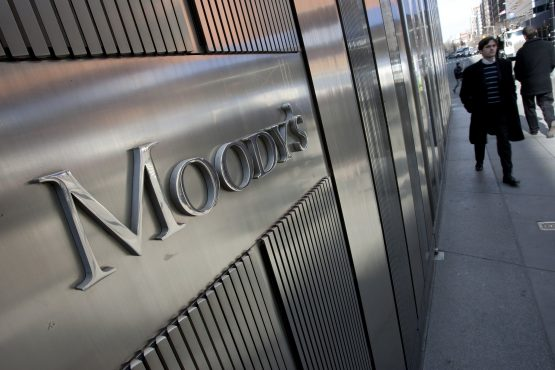 Moody's is the last of the three big international ratings agencies to have South African debt at investment grade. Picture: Bloomberg