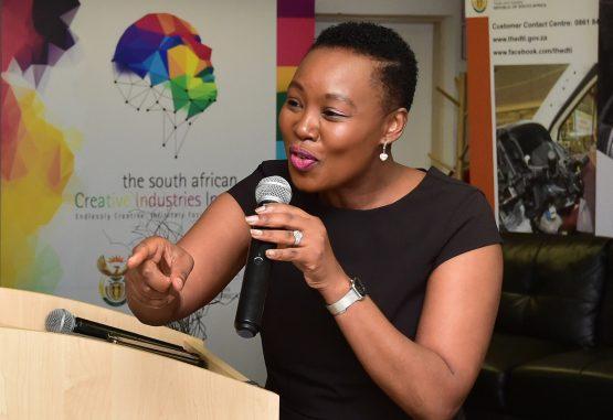 Communications ministerStella Ndabeni-Abrahams. Picture: GCIS