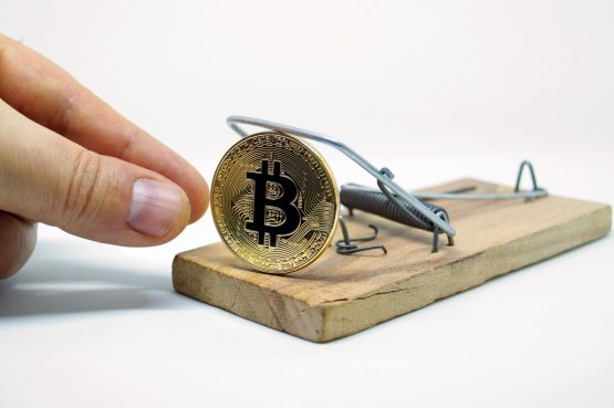 The valuation of cryptocurrencies like bitcoin remains a point of major concern, industry experts say. Picture: Shutterstock
