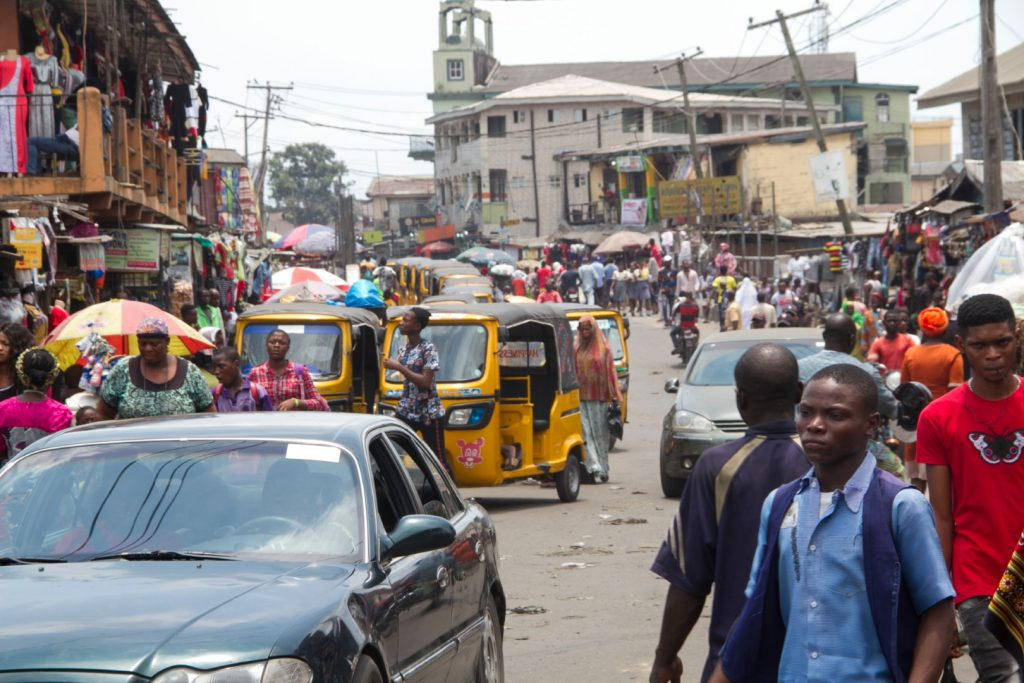 Nigeria runs on generators and nine hours of power a day
