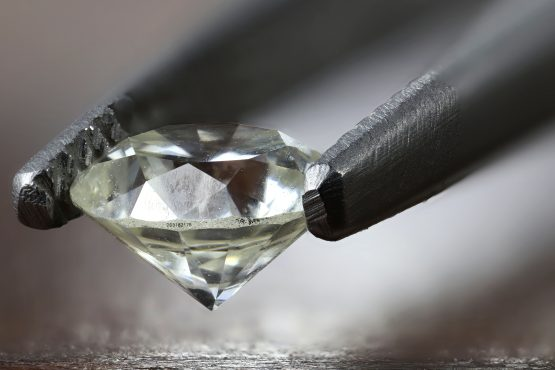 Lab-grown diamonds provide an additional competitive threat to the diamond industry. Image: Shutterstock