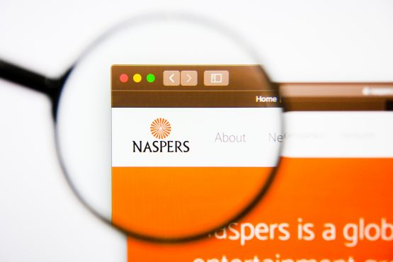 Naspers is set to list 'Prosus' subsidiary in Amsterdam on Wednesday. Image: Shutterstock