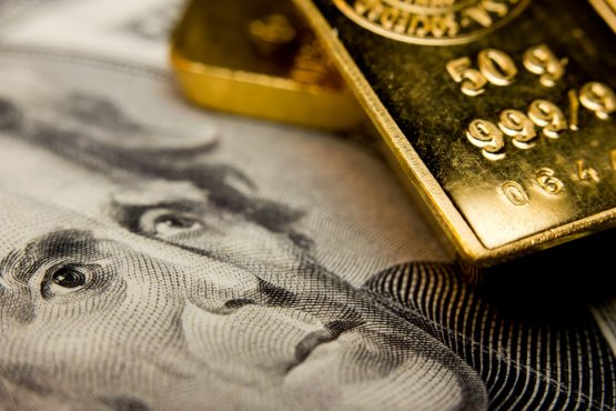 Bullion holdings in exchange-traded funds are at the highest since November. Picture: Shutterstock