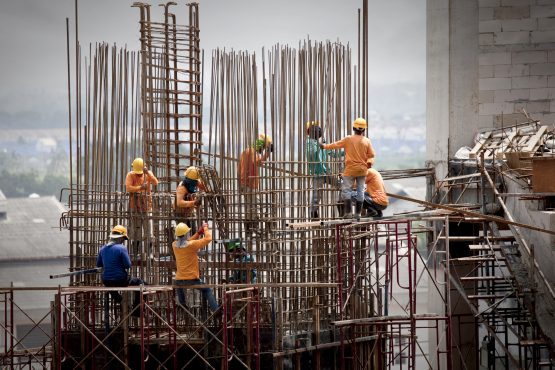 Disrupting construction sites and making demands isn't how radical economic transformation will be achieved. Image: Shutterstock