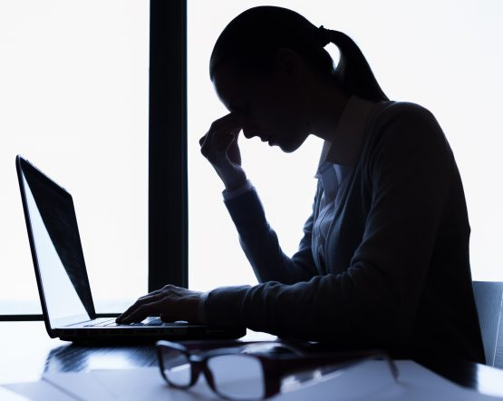 Lack of financial control gives rise to futile emotions such as fear, anxiety, panic and hopelessness which only serve to erode wealth. Image: Shutterstock