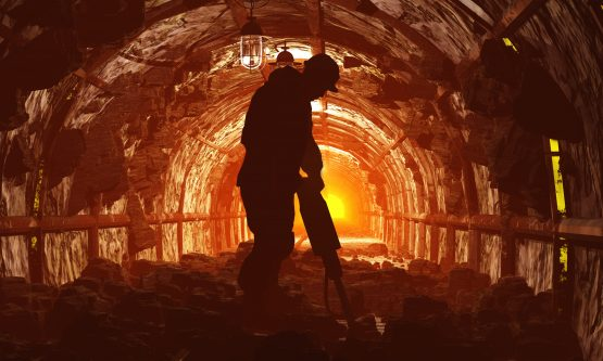 With commodity prices surging, mining has reasserted its muscle in the economic life of the country. Image: Shutterstock