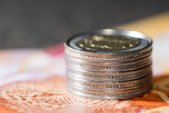 The rand rose slightly as most EM's are back in favour. Picture: Shutterstock