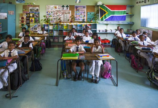 Taking away the daily meal they had been receiving before lockdown has put millions of school children at risk of starvation. Image: Shutterstock