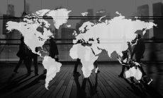World economy gets temperature check before US vote