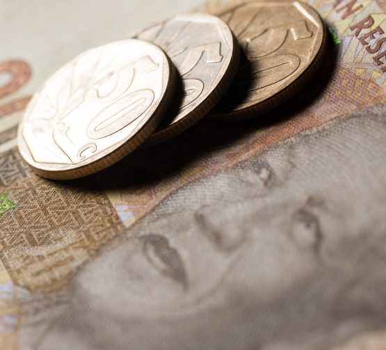 Rand firms after headline inflation slows for the first time in six months. Picture: Shutterstock