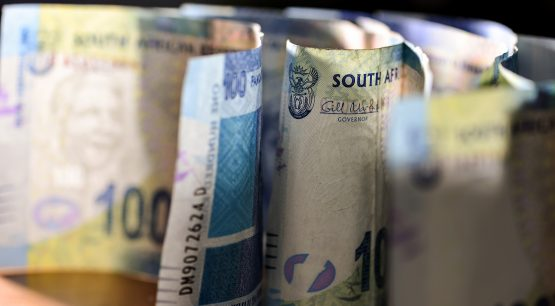 The rand has been among the best-performing currencies globally, gaining around 20% since mid-November. Picture: Shutterstock