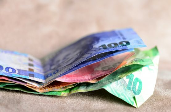 The rand was down 0.28% at 14.12 per dollar in early trade, from a close of 14.08 overnight. Picture: Shutterstock
