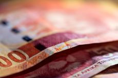 Rand regains some lost ground after stormy week