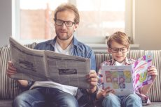 How fathers can make Father's Day count