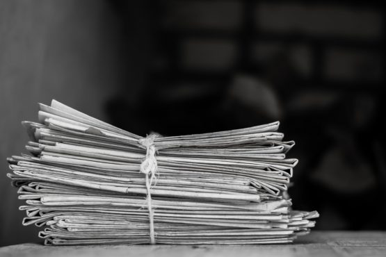 There has been reduced demand for paper, especially newsprint, and supply is shifting toward producing more packaging. Image: Shutterstock