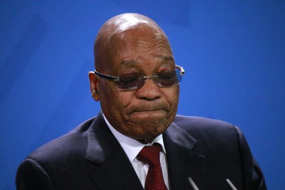 President Jacob Zuma. Picture: Shutterstock