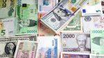Global average income compared