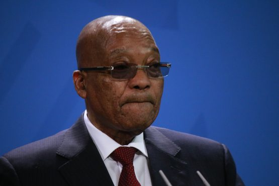 President Jacob Zuma Picture: Supplied