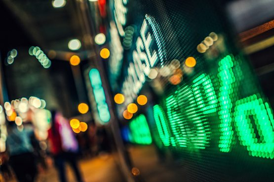 Investors looking ahead to jobs and wage data on Friday. Picture: Shutterstock