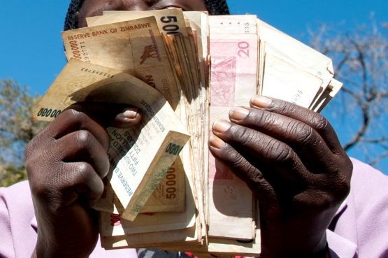 The RTGS has been losing value ever since it was introduced as Zimbabwe's new currency, forcing companies to increase prices. Picture: Shutterstock