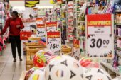 Inflation slows as food price rises ease