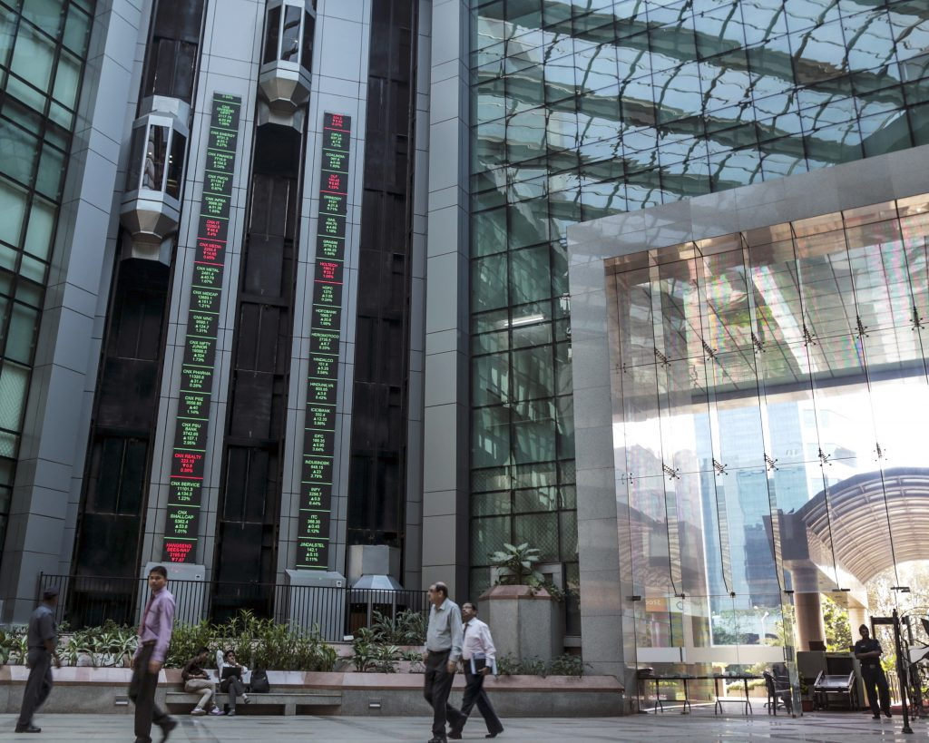 Goldman sees Indian share market rising to world's fifth biggest