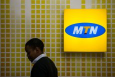An African telecom success frays amid record fine in Nigeria