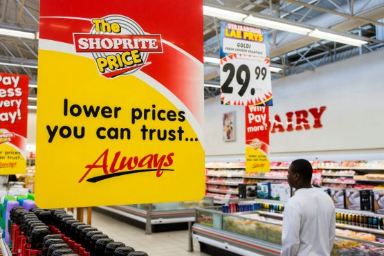 STAR's investment in Shoprite subject to a number of conditions. Picture: Bloomberg