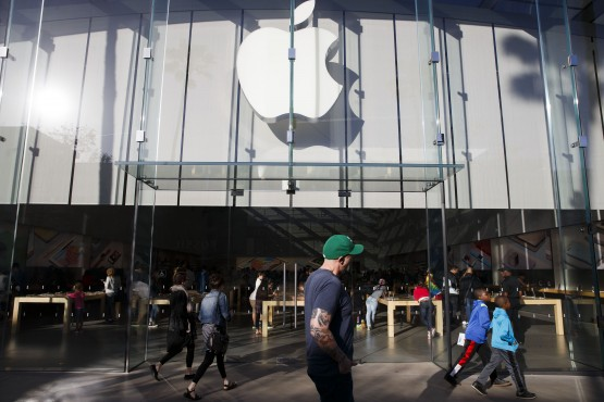 Skepticism surrounding Apple accelerated in 2019. Picture: Patrick Fallon, Bloomberg