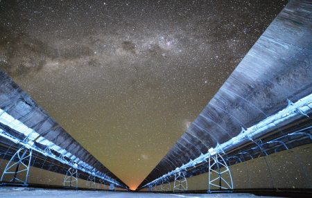 Solar for base load power is possible