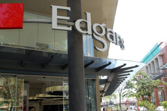 Edcon plans to reduce the size of its Edgars store in the Joburg CBD by a third. Picture: Moneyweb