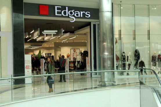 Big regional and super-regional malls could easily lose two or three Edcon stores. Image: Supplied